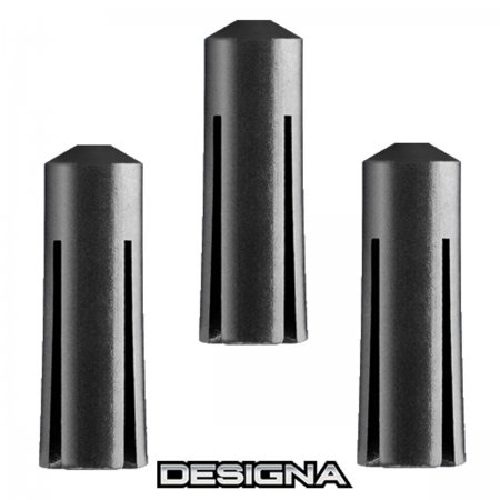 Designa Flight Protectors Color - barevné - black