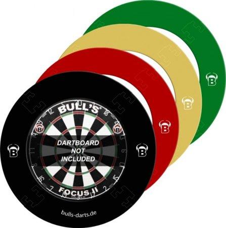 Bull's Surround Quarterback - kruh kolem terče - Green