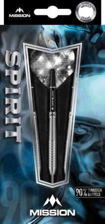 Mission Šipky Steel Spirit - M1 - 21g