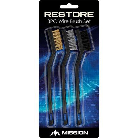Mission Restore Brush Cleaning Kit - Sada kartáčů na čištění šipek
