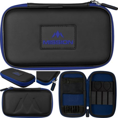 Mission Pouzdro na šipky Freedom XL - Blue