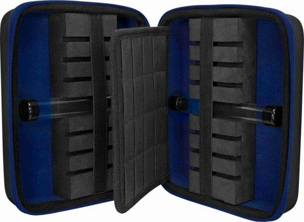Mission Pouzdro na šipky Freedom Luxor - Black / Blue