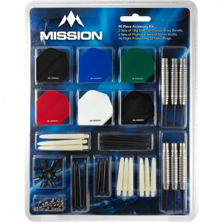 Mission Accessory Kit - Soft