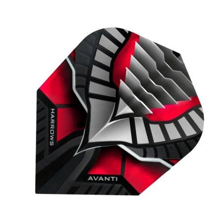 Harrows Letky Avanti - Red F2274