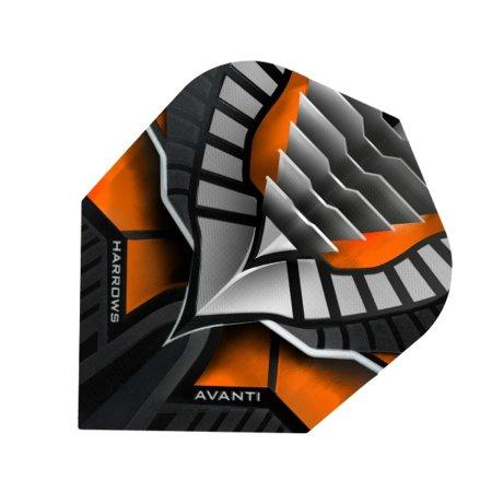 Harrows Letky Avanti - Orange F2285