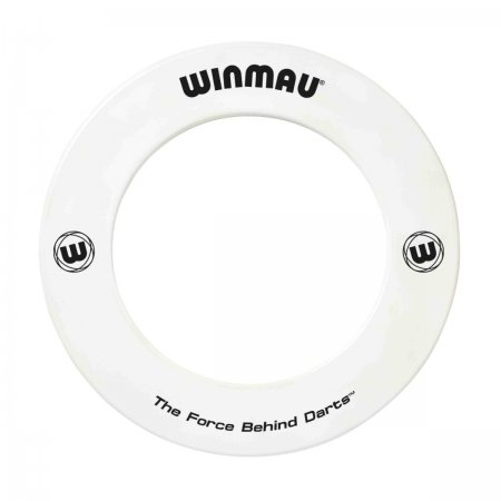 Winmau Surround - kruh kolem terče - White with logo