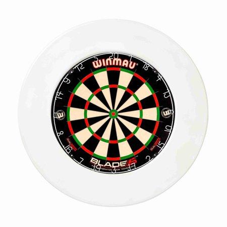 Winmau Surround - kruh kolem terče - White