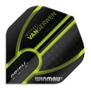 Winmau Letky Prism Alpha - Michael van Gerwen - Black and Green W6915.143