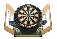 Target - darts World Champion Home Darts Center - Kabinet s terčem a šipkami