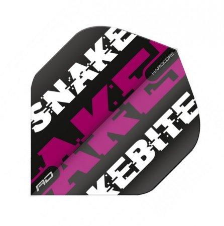 Red Dragon Letky Peter Wright Snakebite Hardcore - Magenta RF6469