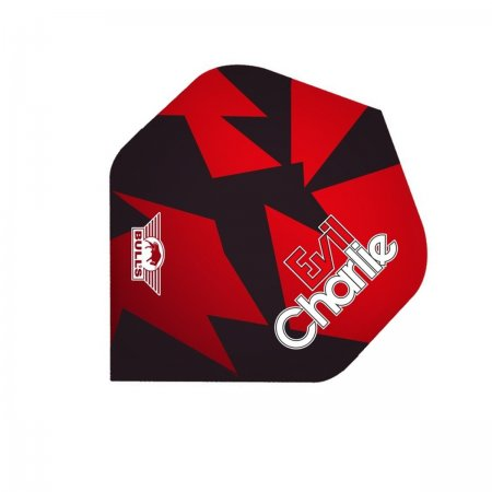 Bull's NL Letky Karel Sedláček - Evil Charlie Black Red F0212