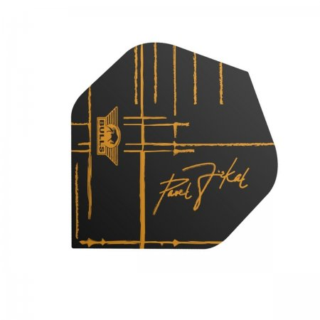 Bull's NL Letky Pavel Jirkal - Black with Sign F0265