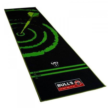 Bull's Dart Mat '140' - Koberec k terči - Black / Green