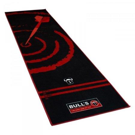 Bull's Dart Mat '140' - Koberec k terči - Black / Red