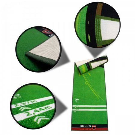 Bull's Dart Mat '120' - Koberec k terči - Green