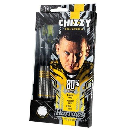 Harrows Šipky Chizzy 80% - 22g