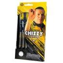 Harrows Šipky Steel Chizzy High Grade Alloy - 24g