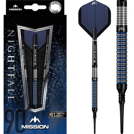 Mission Šipky Nightfall - M1 - 18g