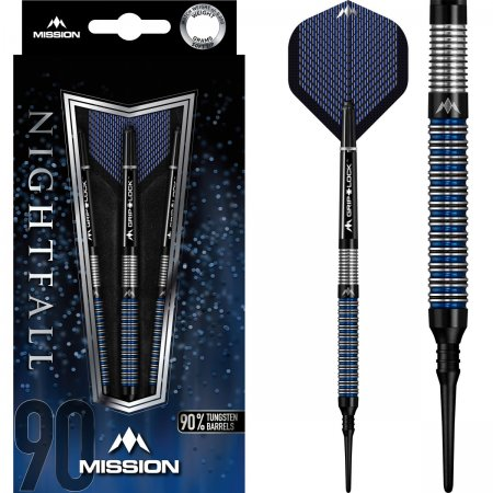 Mission Šipky Nightfall - M1 - 22g
