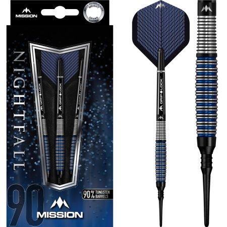 Mission Šipky Nightfall - M4 - 19g