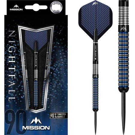 Mission Šipky Steel Nightfall - M1 - 21g