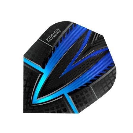 Harrows Letky Fusion No6 - Blue F1367