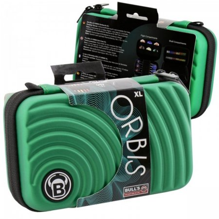 Bull's Pouzdro na šipky Orbis XL - Green