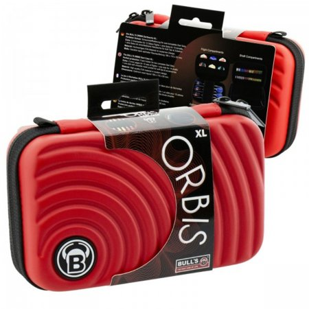 Bull's Pouzdro na šipky Orbis XL - Red