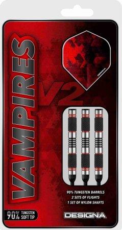 Designa Šipky Vampires V2 - M1 - 18g