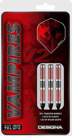 Designa Šipky Vampires V2 - M2 - 19g