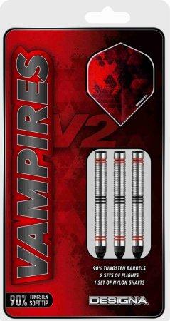 Designa Šipky Vampires V2 - M4 - 20g