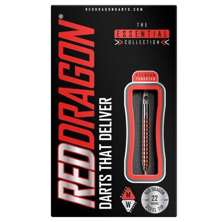 Red Dragon Šipky Steel Dean Reynolds - 22g