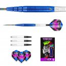 Red Dragon Šipky Steel Peter Wright PL15 Blue - 22g