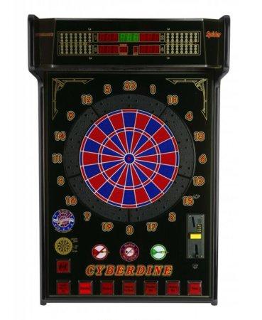 Cyberdine Šipkový automat Cyberdine Spider - bez mincovníku