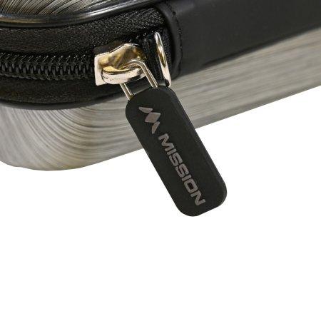 Mission Pouzdro na šipky ABS-1 - Metallic Silver