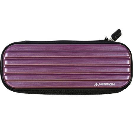Mission Pouzdro na šipky ABS-1 - Metallic Purple