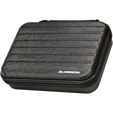 Mission Pouzdro na šipky ABS-4 - Metallic Black