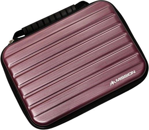 Mission Pouzdro na šipky ABS-4 - Metallic Purple