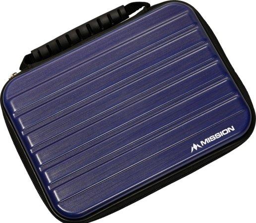 Mission Pouzdro na šipky ABS-4 - Metallic Dark Blue