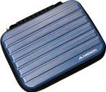 Mission Pouzdro na šipky ABS-4 - Metallic Aqua Blue