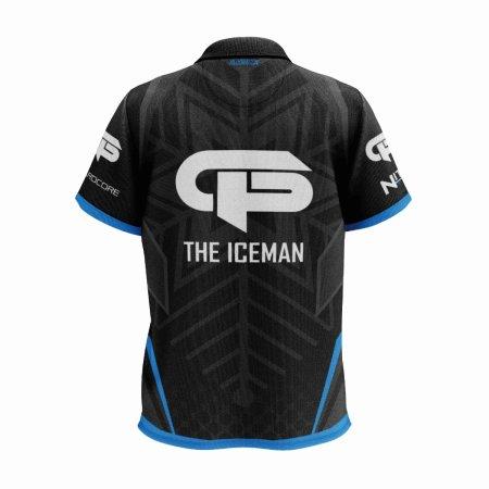 Red Dragon Košile Gerwyn Price Iceman Tour - L