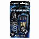 Winmau Šipky Steel Steve Beaton - 22g