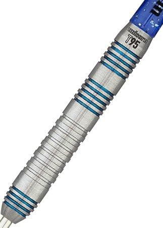 Unicorn Šipky Steel T95 Core XL - Blue - Style 2 - 23g
